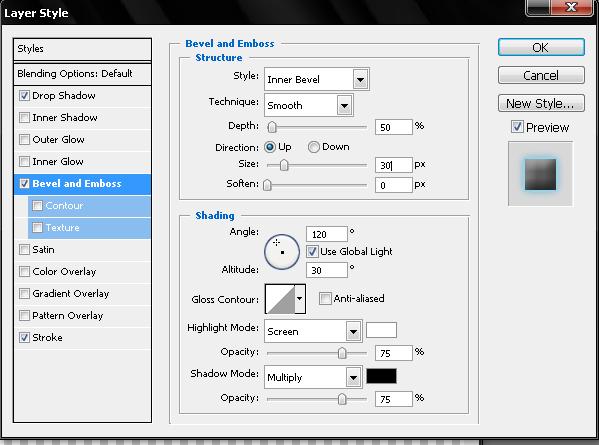 מדריך ללוגו ממש יפה 3D + השתקפות 510