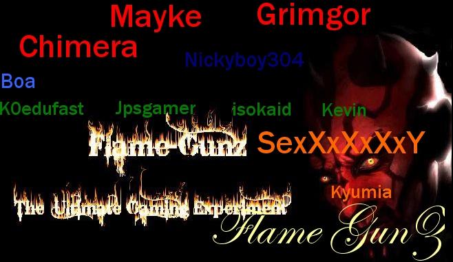 FIRST KINDA EVENT!! Flamy11