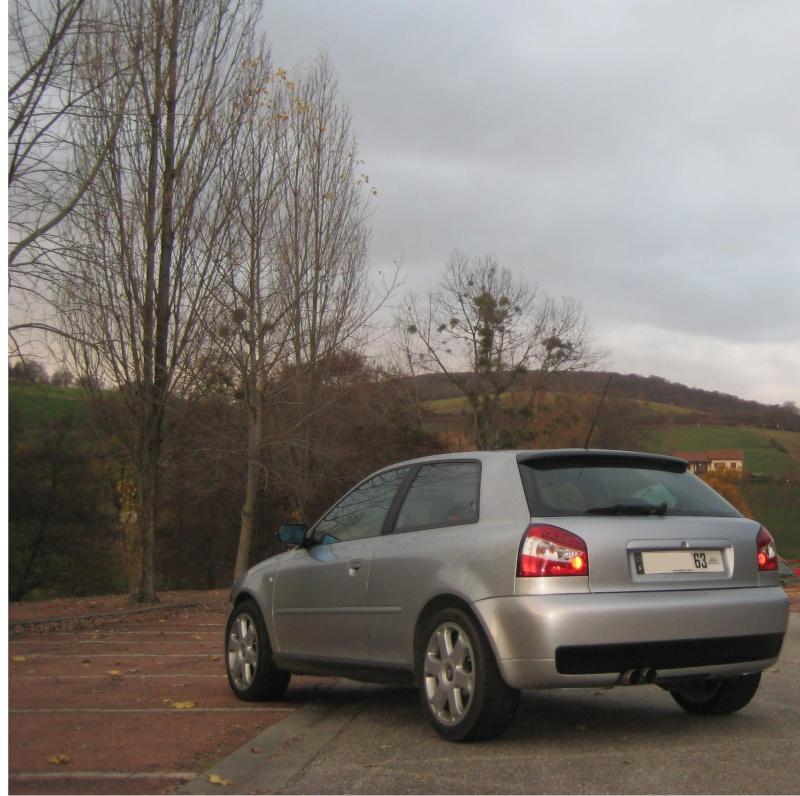[Photo-Reportage] Audi A3 evolution S S10