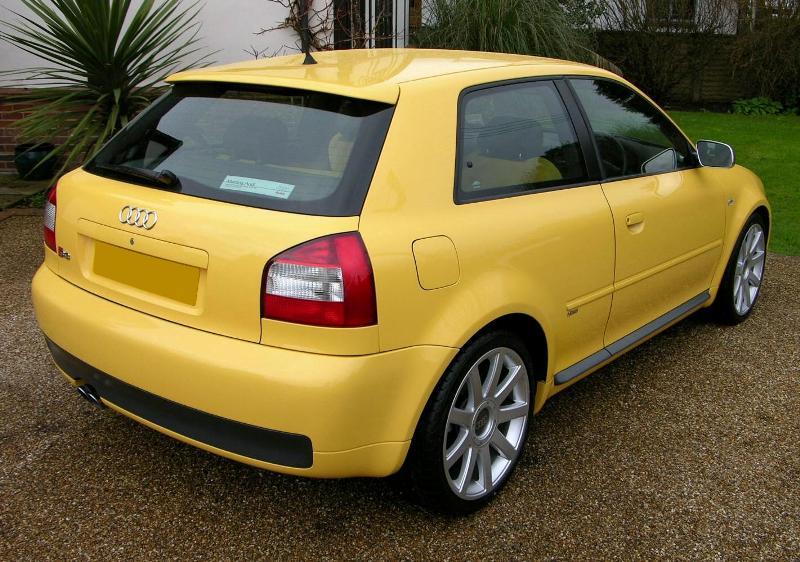 """Topic Officiel > Audi A3 """"8L"""" 1996-2003 [3p - 5p - S] S3_dos10"""