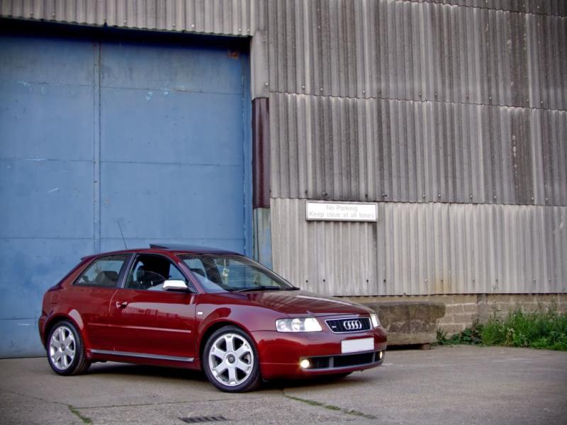 """Topic Officiel > Audi A3 """"8L"""" 1996-2003 [3p - 5p - S] S3_fac10"""