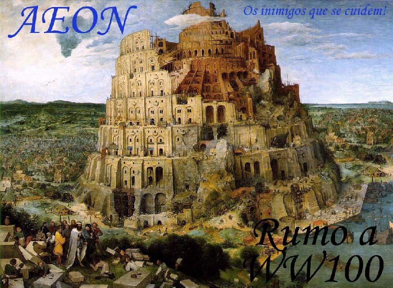 Forum Oficial > AEON | ...afinal... | It's a nice day to die...