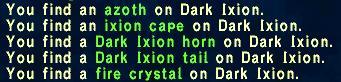 Dark Ixion 11/18 Didrop10