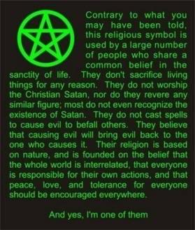 WICCANS ALL