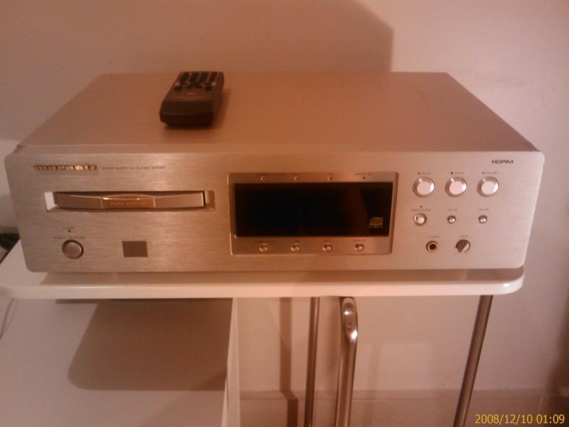 Marantz SA8260 SACD/CD player (Used) SOLD Marant10