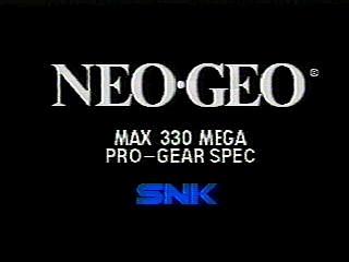 SNK NEO GEO Neo-ge10