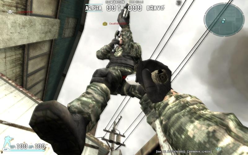 SGA Memorable Moment Combat20