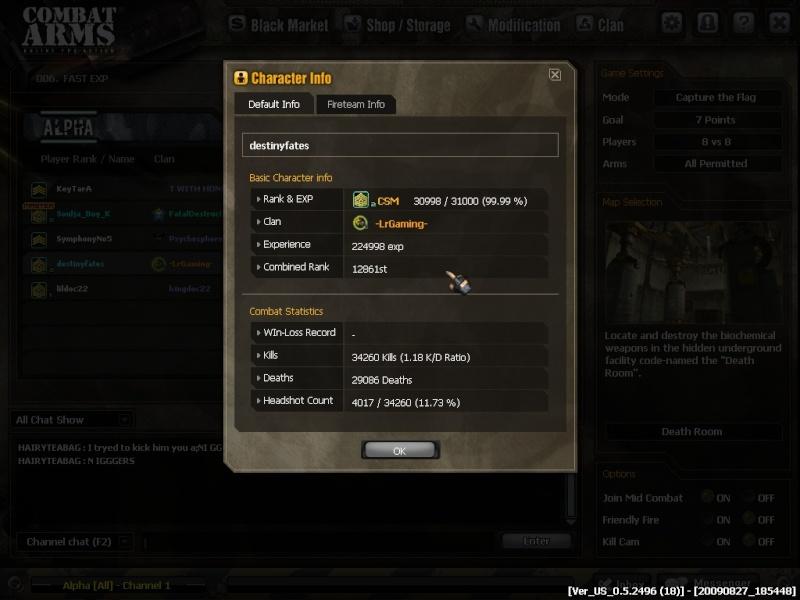 Post Ur WTF/WTH/WDF/???    ScreenShots Here!! Combat36