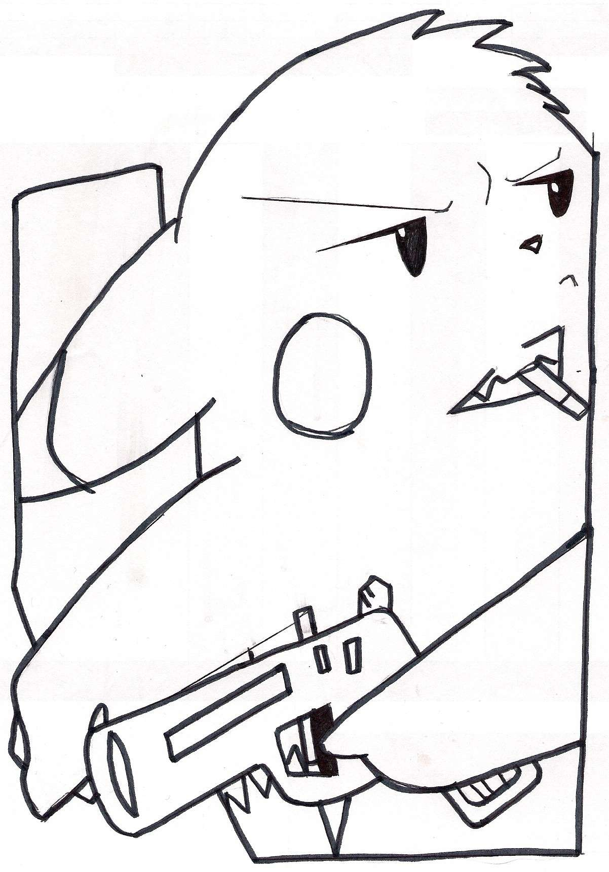 mes dessins =) Numari11