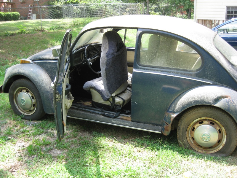 1970 Beetle Restoration Project- First Timer Img_1110