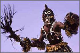 Les Dogons Mali (Afrique): Danse10