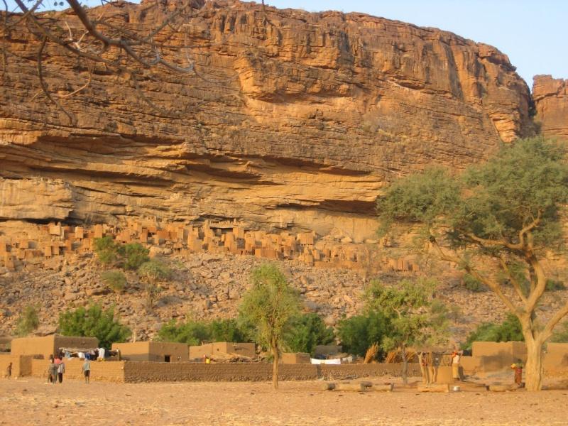 Les Dogons Mali (Afrique): Dogon_11