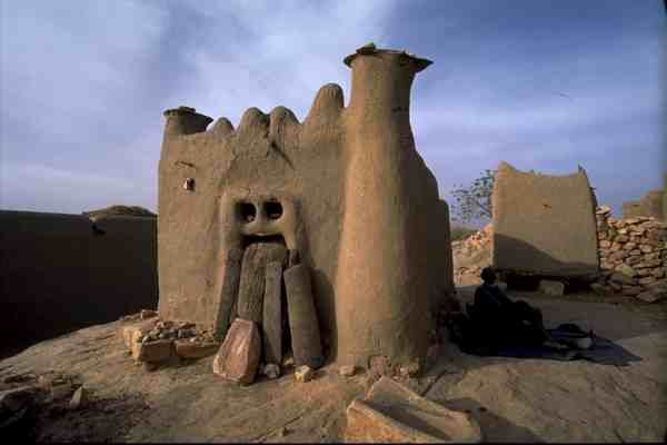 Les Dogons Mali (Afrique): Nov2_g10