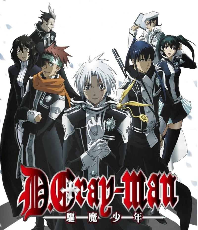 D. Gray Man D_gray10