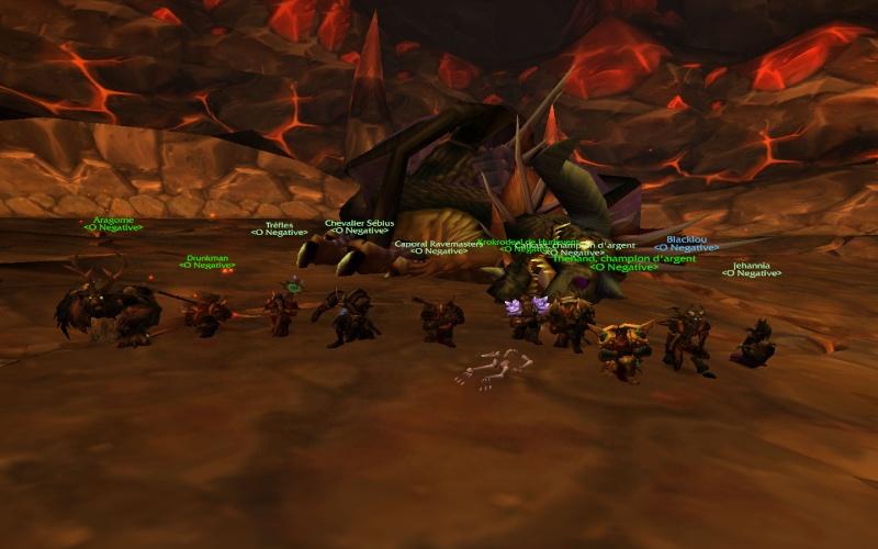 Onyxia Down !!! screenshot ! Wowscr18