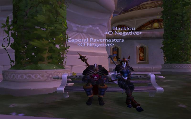 Quant Blacklou rencontre rave !!  ^^ Wowscr19