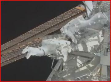 [STS-129] Atlantis EVA#1 (Foreman &Satcher) Eva11