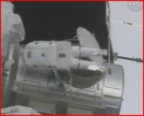 [STS-129] Atlantis EVA#1 (Foreman &Satcher) Eva13