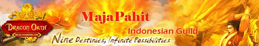 Dragon Oath Indonesia - Majapahit Guild