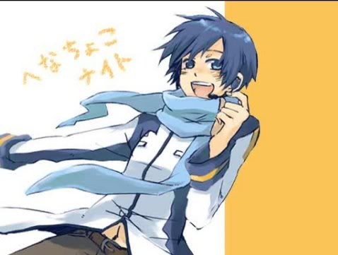 Vocaloid [vocal android] Kaito110