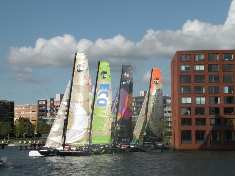 The Netherlands, Amsterdam, IJ-haven Dscn2222