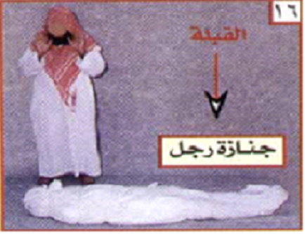 غسل الميت وتكفينه والصلاة عليه 1614