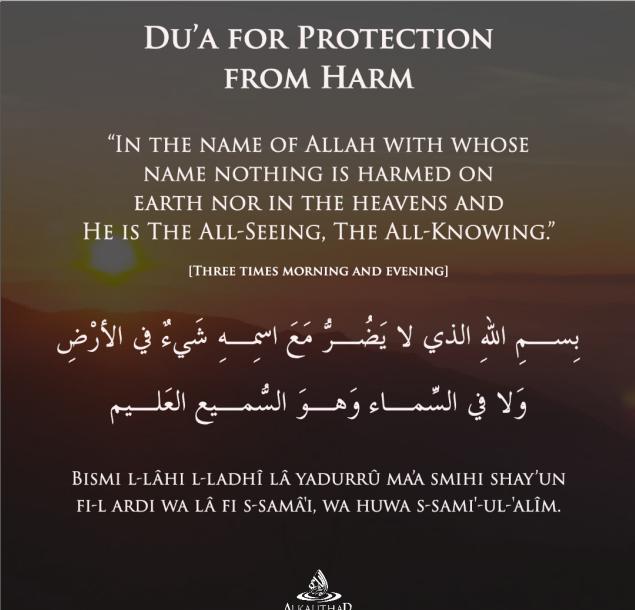 Important Prayers 621