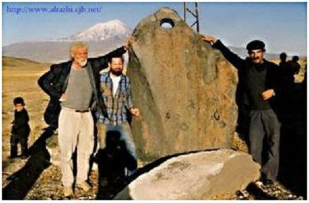 فُلك نوح (عليه السلام) في تركيا وحقائقها الثمانية 812