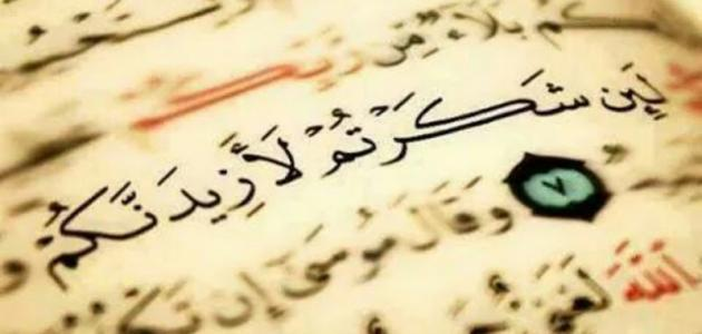 """ما قل ودل من كتاب """"الشكر لله عز وجل"""" لابن أبي الدنيا  A_o_ai10"""
