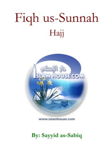 Fiqh us-Sunnah - Hajj Hajj10