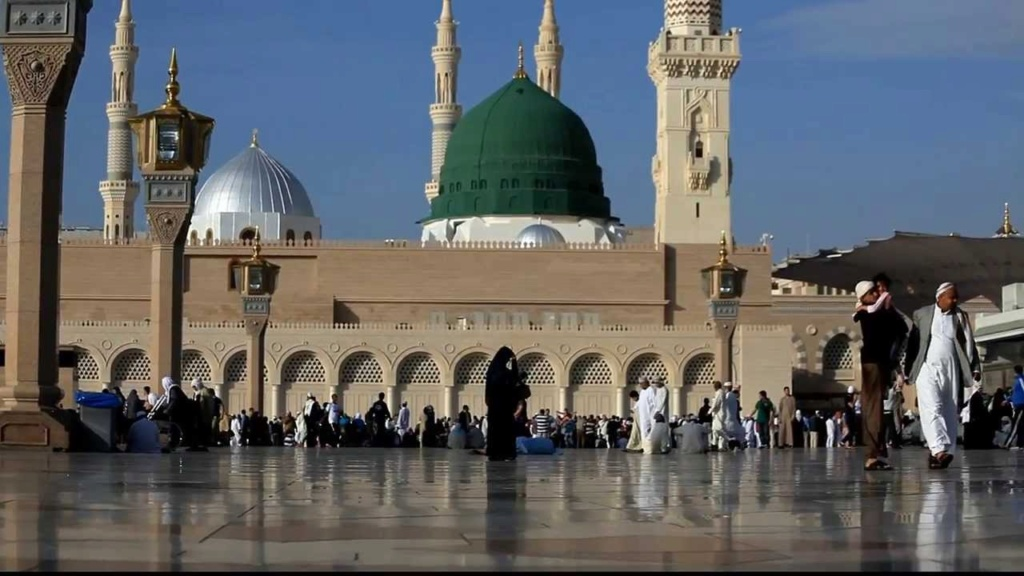 Innovations of Hajj & 'Umrah and Visiting Madinah Maxres18