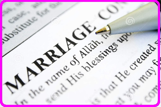 Conditions for valid marriage contract Untit154