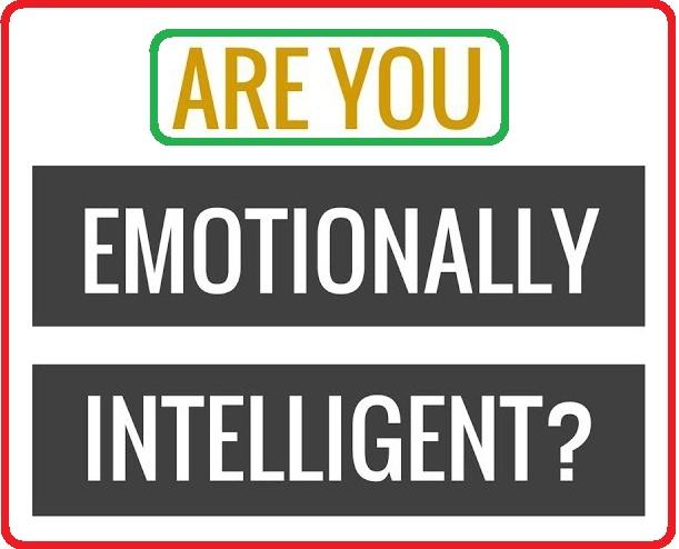 Are You Emotionally Intelligent?  Untit273
