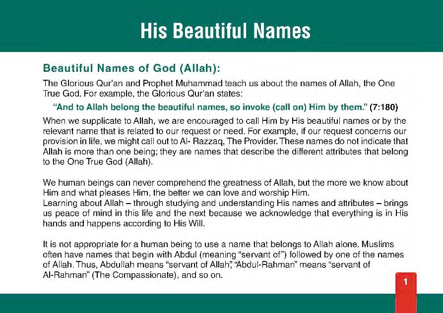 Beautiful Names of God (Allah) Untitl58