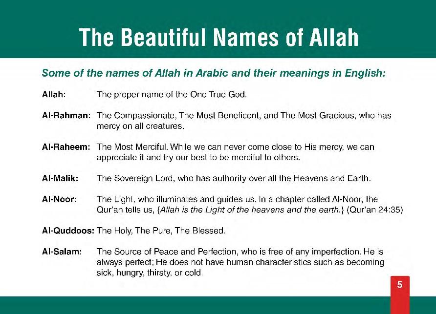 Beautiful Names of God (Allah) Untitl62