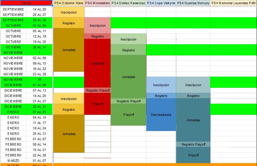 Calendario Competiciones Temporada 20-21 Calend13