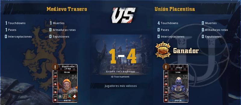 Campeonato Piel de Minotauro 9 - Playoff Octavos de final - hasta el domingo 8 de Diciembre Calltr11