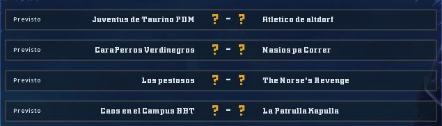 Campeonato Piel de Minotauro 11 - Grupo 2 - Jornada 2 hasta el 01 de Noviembre Campeo15