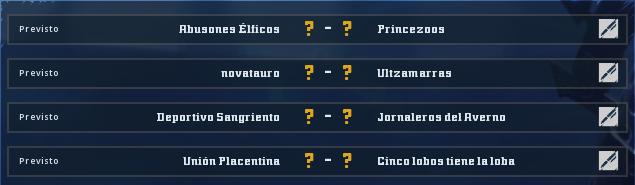 Campeonato Piel de Minotauro 11 - Grupo 1 - Jornada 4 hasta el 15 de Noviembre Campeo20