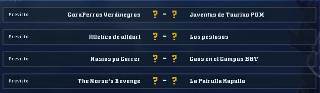 Campeonato Piel de Minotauro 11 - Grupo 2 - Jornada 4 hasta el 15 de Noviembre Campeo21