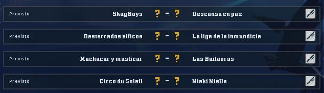 Campeonato Piel de Minotauro 11 - Grupo 3 - Jornada 4 hasta el 15 de Noviembre Campeo22