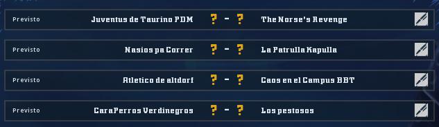 Campeonato Piel de Minotauro 11 - Grupo 2 - Jornada 5 hasta el 22 de Noviembre Campeo25