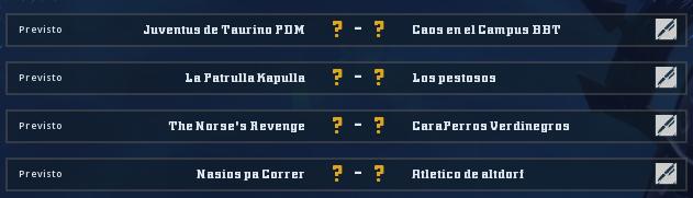 Campeonato Piel de Minotauro 11 - Grupo 2 - Jornada 6 hasta el 29 de Noviembre Campeo28
