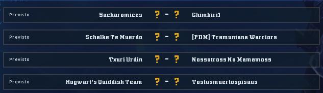 Campeonato Piel de Minotauro 11 - Grupo 4 - Jornada 6 hasta el 29 de Noviembre Campeo30
