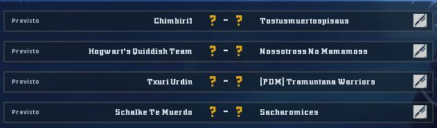 Campeonato Piel de Minotauro 11 - Grupo 4 - Jornada 7 hasta el 06 de Diciembre Campeo33