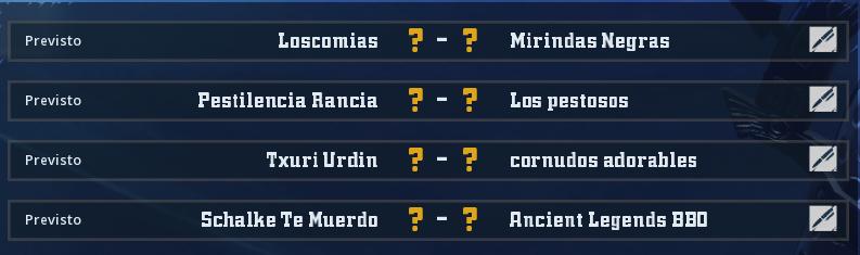 Campeonato Piel de Minotauro 12 - Grupo 1 - Jornada 1 hasta el 25 de Abril Campeo43