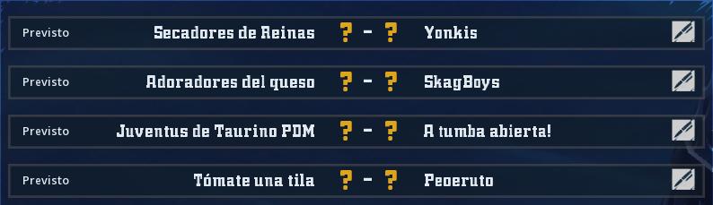 Campeonato Piel de Minotauro 12 - Grupo 3 - Jornada 1 hasta el 25 de Abril Campeo45