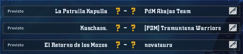 Campeonato Piel de Minotauro 12 - Grupo 5 - Jornada 1 hasta el 02 de Mayo Campeo47