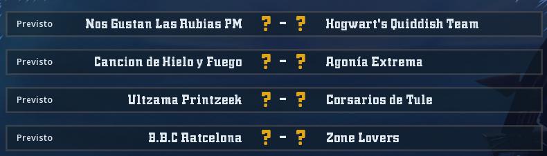 Campeonato Piel de Minotauro 12 - Grupo 2 - Jornada 2 hasta el 02 de Mayo Campeo49