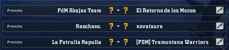 Campeonato Piel de Minotauro 12 - Grupo 5 - Jornada 3 hasta el 16 de Mayo Campeo61